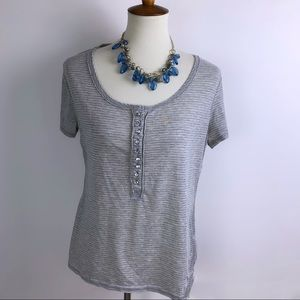 {True Grit} Jeweled Top NWT *0484
